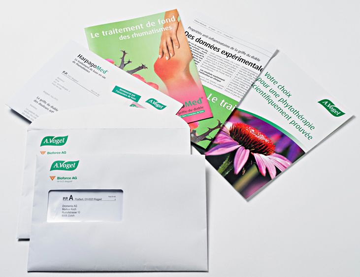 Mailings A.Vogel