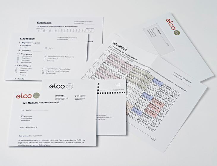 elco Letter-Mailing